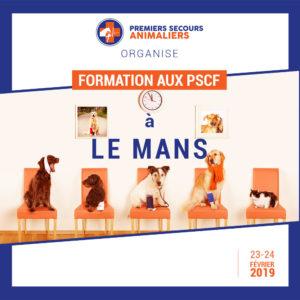 LE MANS PSCF 23-24 Février 2019